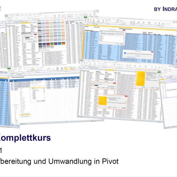 CARINKOs Pivot-Komplettkurs