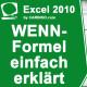 Wenn-Formel in Excel einfach erklärt